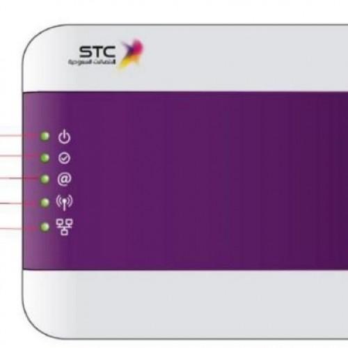 بالصور | كيف تعدل اعدادات مودم افاق شامل + تجاوب الدعم الفني لـ STC بتويتر