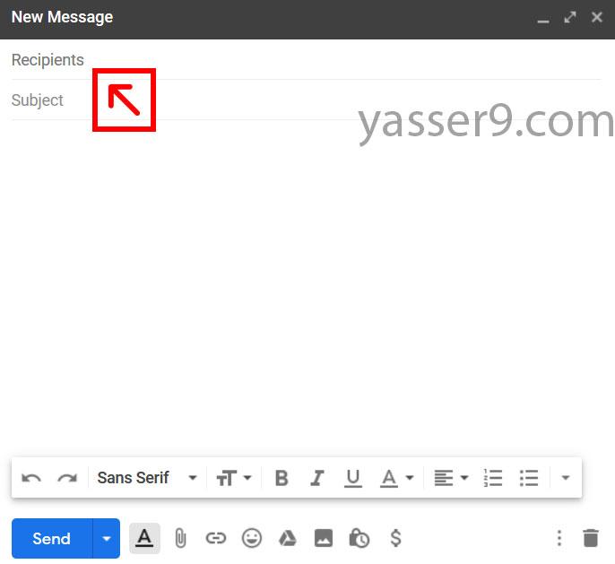 شرح خطوة بخطوة اضافة ايميل اضافي داخل gmail شرح خطوة بخطوة اضافة ايميل اضافي داخل Gmail 12 1