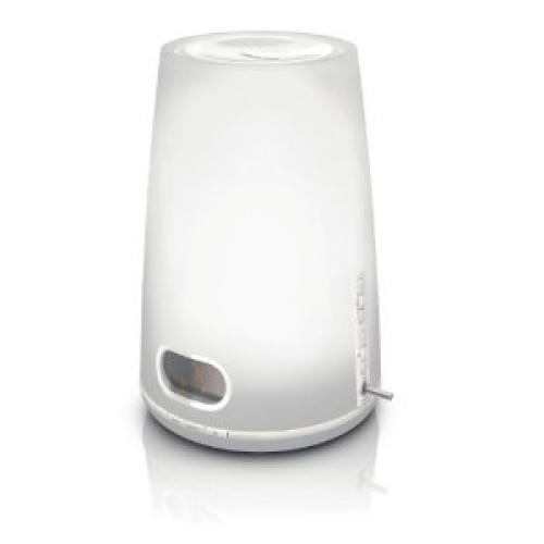 Philips Wake-up Light | للي يقوم من النوم عشان النور تصلح له – تجربه على ديك فيديو (YouTube)