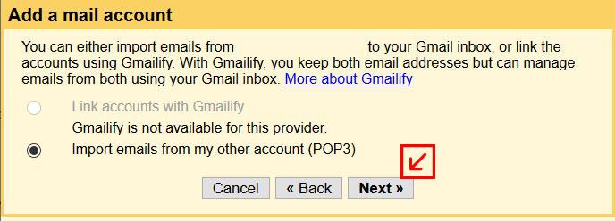 شرح خطوة بخطوة اضافة ايميل اضافي داخل gmail شرح خطوة بخطوة اضافة ايميل اضافي داخل Gmail 5 1