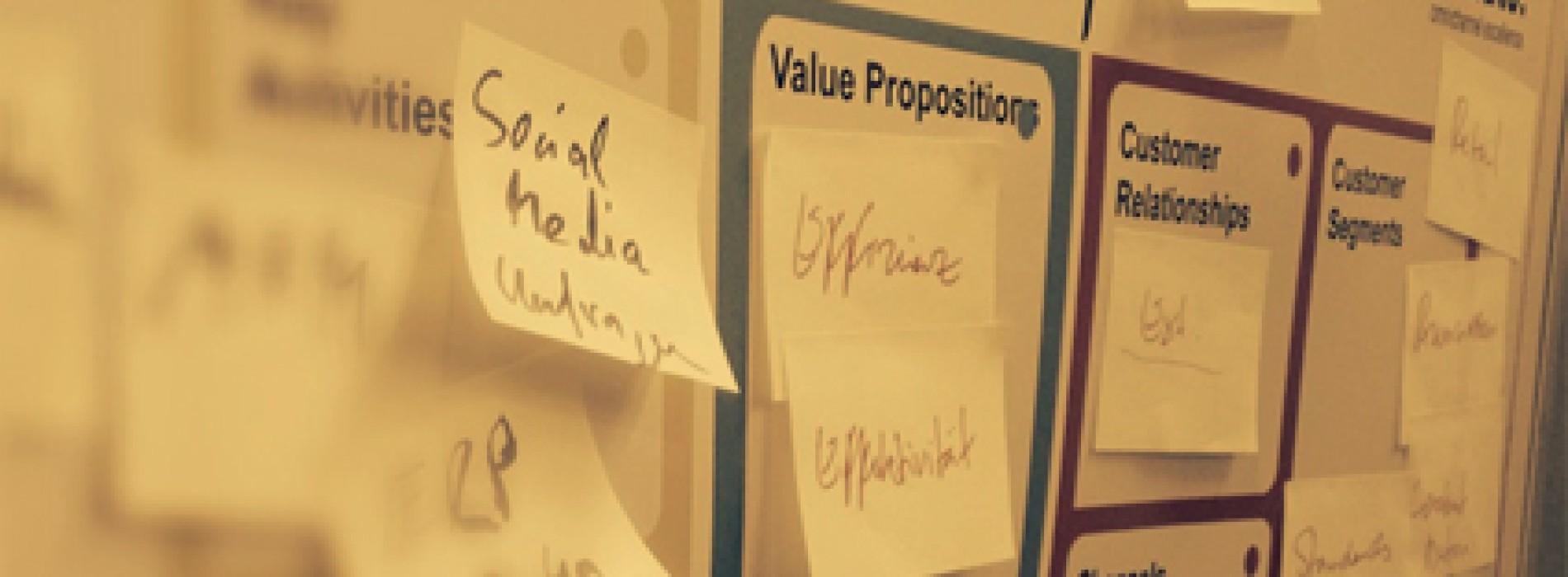 شرح مبسط و صورة من نموذج العمل التجاري وامثلة لها