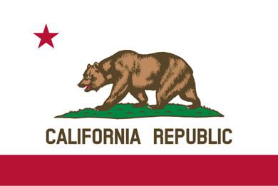 علم كاليفورنيا ارخص مدن امريكا ارخص مدن امريكا CA flag