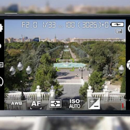 [ اندرويد ] Camera FV-5 برنامج للكاميرا يساعدك على التصوير بالطريقة الاحترافيه للكميرات