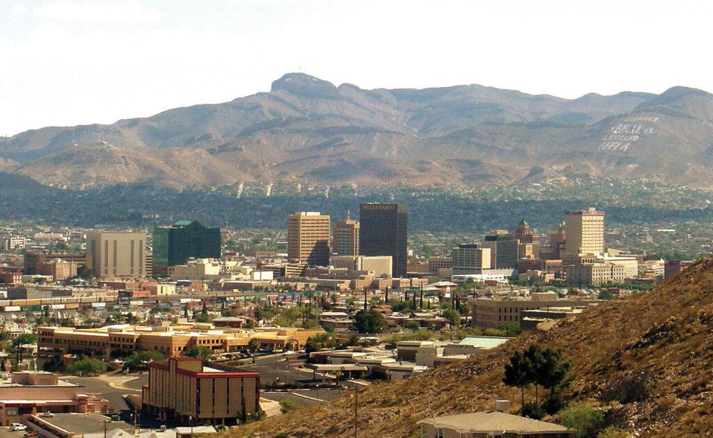 El Paso, TX ارخص مدن امريكا ارخص مدن امريكا El Paso Texas 1024x629
