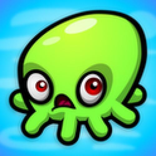 لعبة للاندرويد + فيديو يوتوب  || Squibble