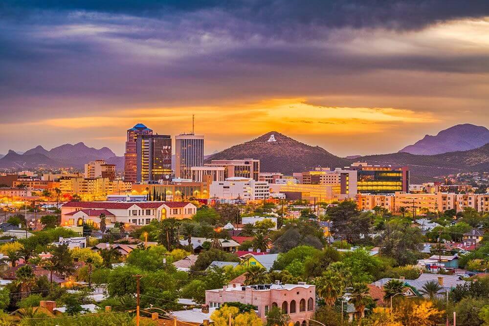 Tucson, AZ ارخص مدن امريكا ارخص مدن امريكا Tucson