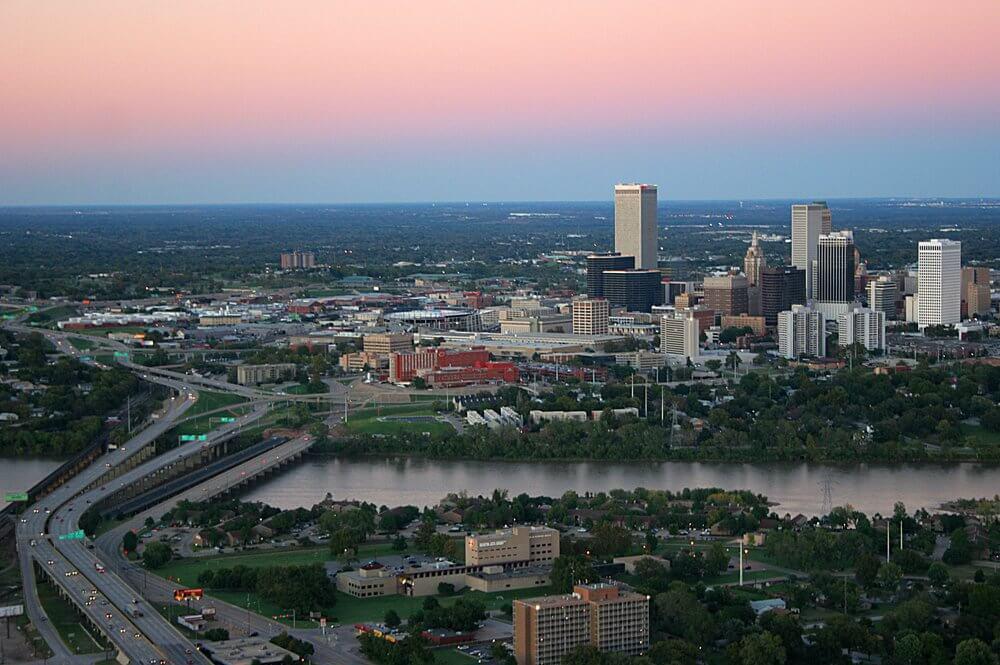 ارخص مدن امريكا ارخص مدن امريكا Tulsa