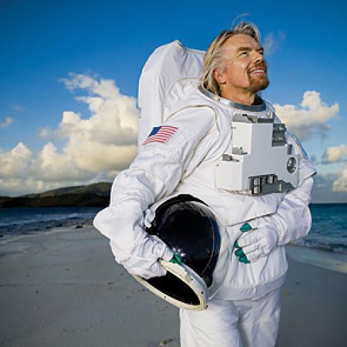 [ صور- يوتيوب ] رحلة سياحية للفضاء .. قريبا جدا !