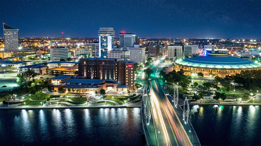 Wichita, KS ارخص مدن امريكا ارخص مدن امريكا Wichita Kansas 1024x576