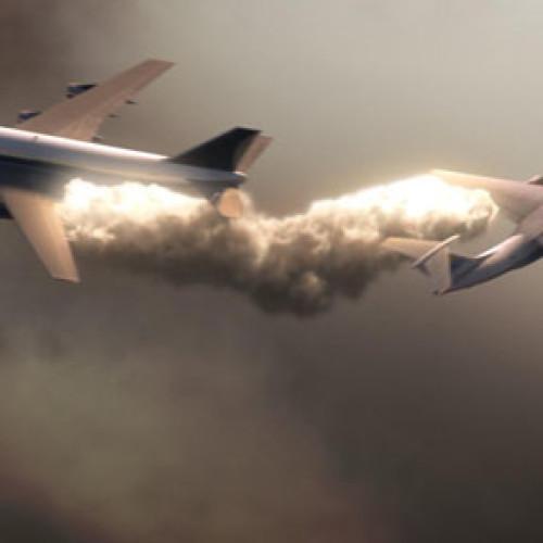 ( صور – يوتيوب ) حادث طيران الخطوط السعودية والكازاخستانية 1996