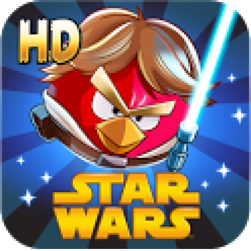 [ اندرويد ] لعبة Angry Birds Star Wars HD
