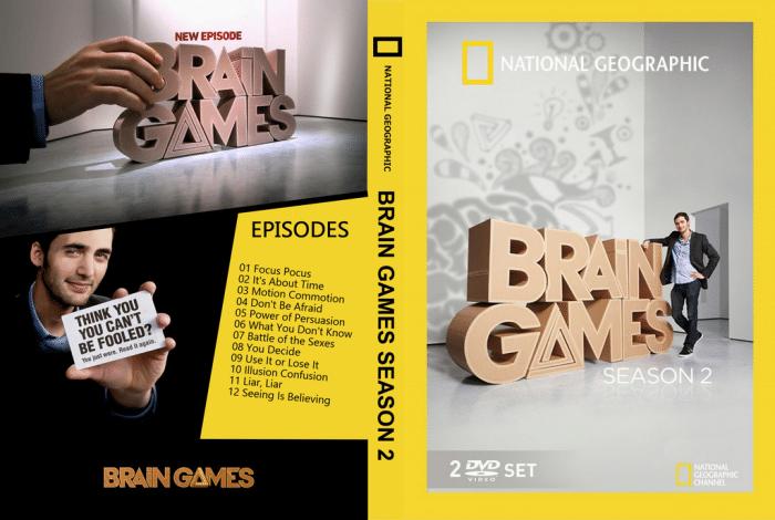 تطبيقات تمارين عقليه تطبيقات تمارين عقليه brain games  season2  dvd cover by bogda13 d7h2ebg 700x470