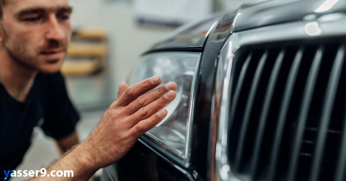 تنظيف شمعات السيارة تنظيف شمعات السيارة بالصور - اسهل وافضل طريقة تنظيف شمعات السيارة بالصور – اسهل وافضل طريقة clean headlights