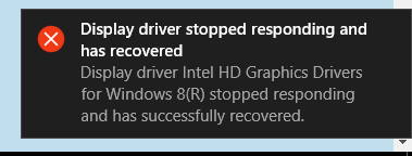 display-driver-stoped