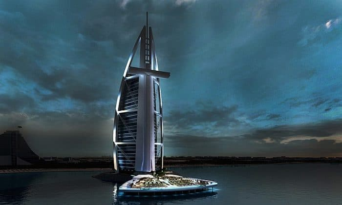 dubai new island