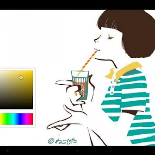 [ اندرويد ] برنامج الرسم والتصميم من (Adobe ( Adobe Ideas