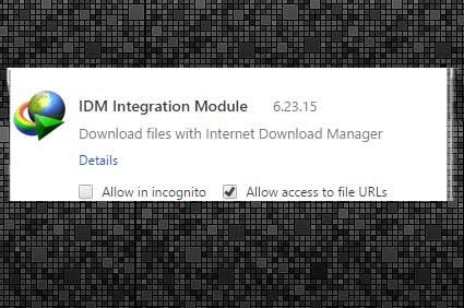 شرح كيف تضيف اضافة انترنت داونلود مانجر الاصلية الى متصفح كروم شرح كيف تضيف اضافة انترنت داونلود مانجر الاصلية الى متصفح كروم idmfeatured