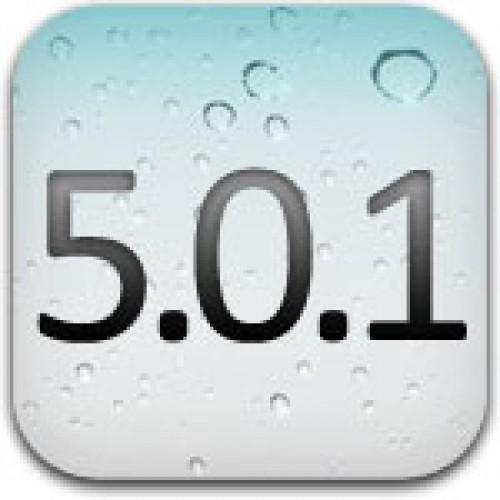 بالصور | شرح تحديث الايفون او الايباد الى 5.0.1 بدون iTunes