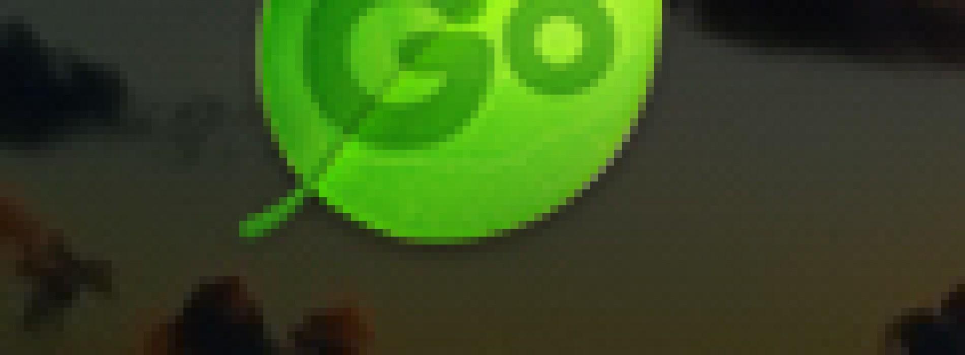 Go keyboard | كيبورد للجالكسي اس 2 يدعم ابتسامات Emoji والحركات بالعربي واختيار ثيم له