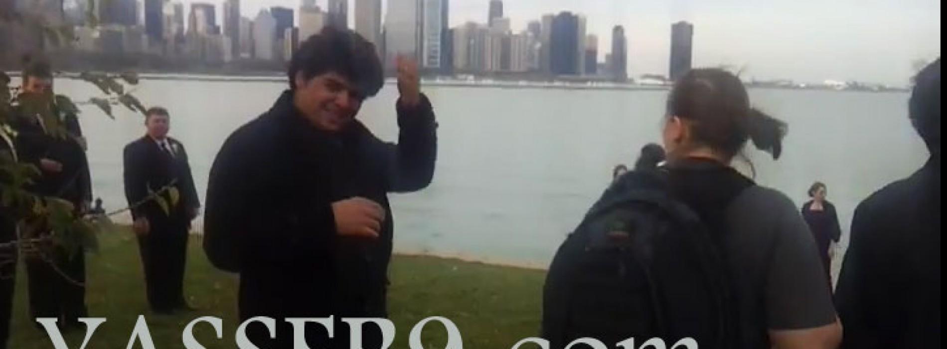 YouTube | مبتعثين سعوديين في عرس امريكي