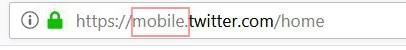 شرح تصفح مفضلة تويتر  Twitter Bookmarks على الكمبيوتر شرح تصفح مفضلة تويتر  Twitter Bookmarks على الكمبيوتر mobileTwitter