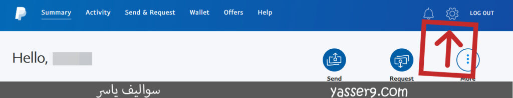 Paypal Setting كيف تلغي اشتراك مربوط في باي بال كيف تلغي اشتراك مربوط في باي بال paypal 1024x197