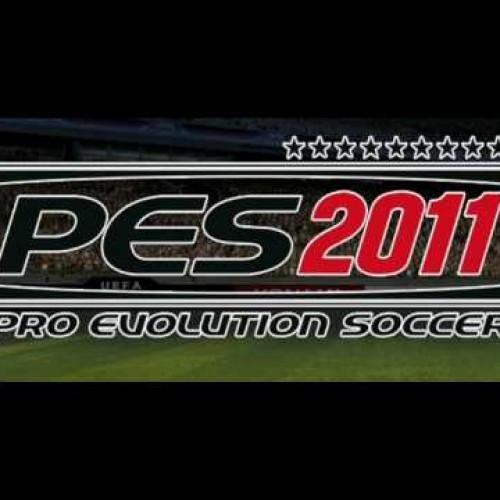 لعبة كرة القدم PES 2011 للاندرويد