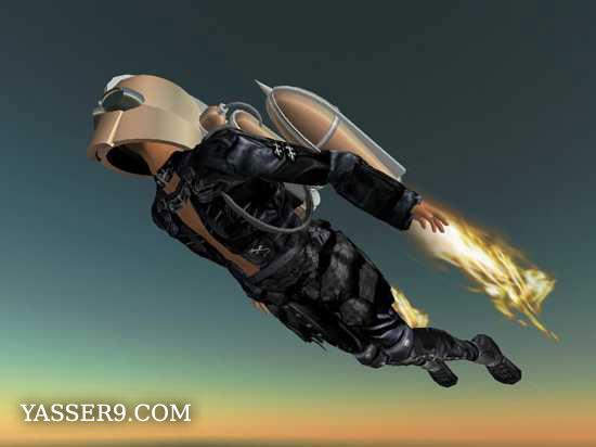 بالصور | 10 اختراعات تحتاجها البشريه اليوم ! silverjetpack