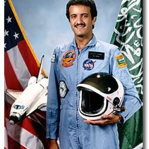( يوتيوب – صور ) رحلة الامير سلطان بن سلمان للفضاء في 1985