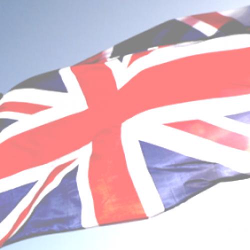 اصل علم بريطانيا