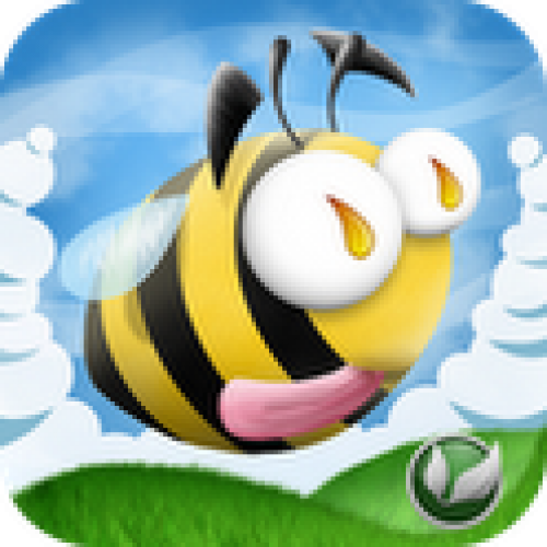 لعبة النحلة للاندرويد || Tiny Bee 1.2