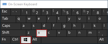 windows + X  خطأ 0xc0000142 شرح حل مشكلة خطأ 0xc0000142 شرح حل مشكلة winx