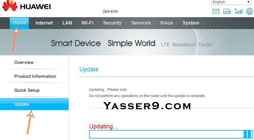 zain8 فك تشفير مودم زين 4G وحل مشكلة البطئ بالتحميل فك تشفير مودم زين 4G وحل مشكلة البطئ بالتحميل zain8